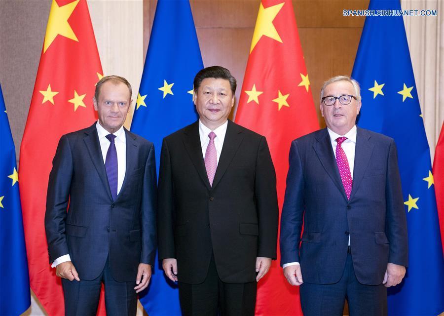 Presidente chino pide asociación más estrecha entre China y UE