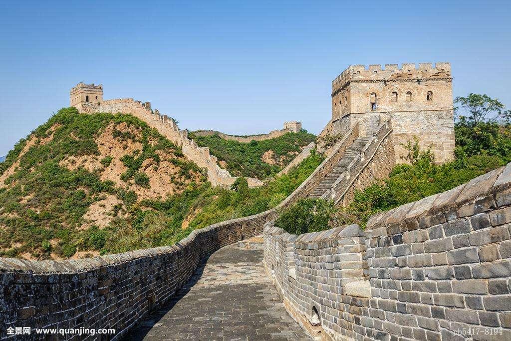 Empresa tecnológica Tencent se suma a rehabilitación de la Gran Muralla