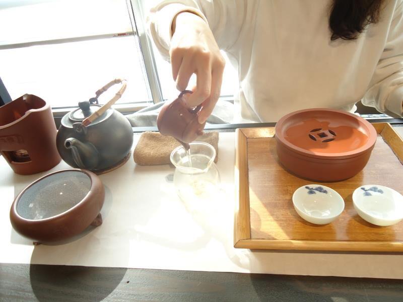 Casa de té en China: una ceremonia para detener el tiempo