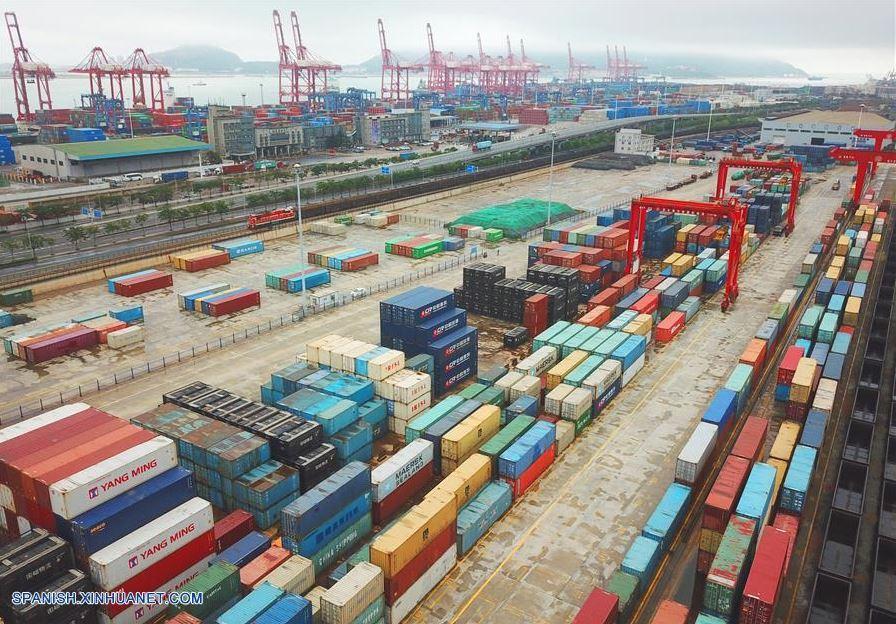 Comercio exterior de China crece 8,7 por ciento en enero