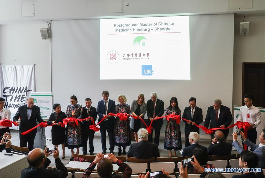 Inauguran primera maestría en medicina tradicional china patrocinada por Alemania y China
