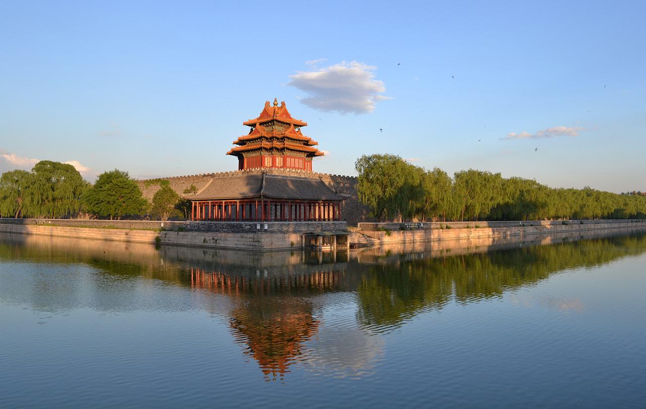 Abiertos al público más tramos de la muralla de la Ciudad Prohibida en China