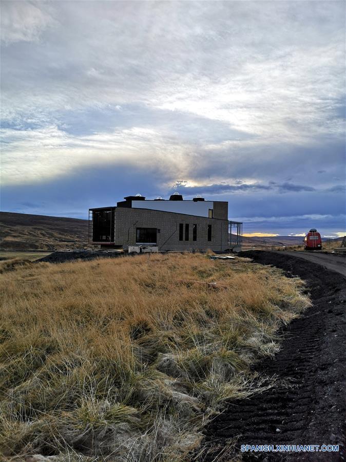 Inauguran en norte de Islandia Observatorio Científico para Artico China-Islandia
