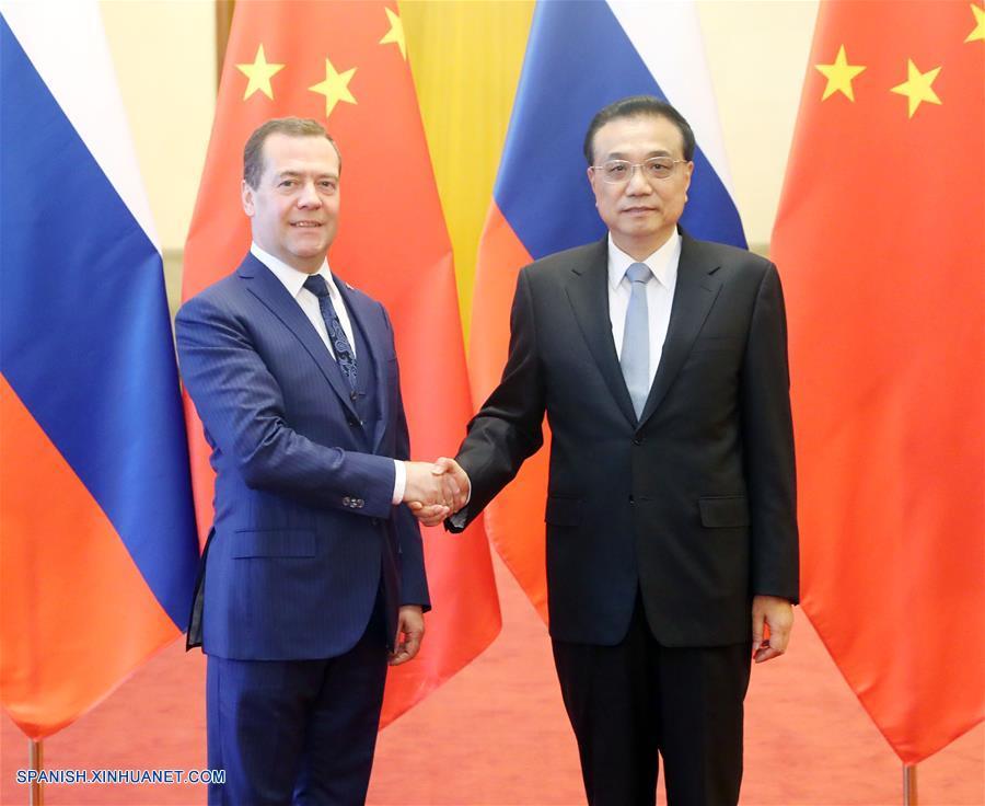 China y Rusia aumentarán confianza mutua y lazos económicos
