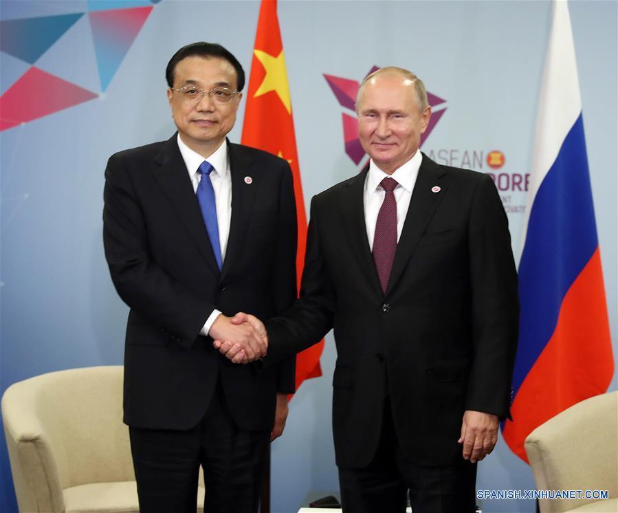 China y Rusia ven vasto espacio para mayor cooperación