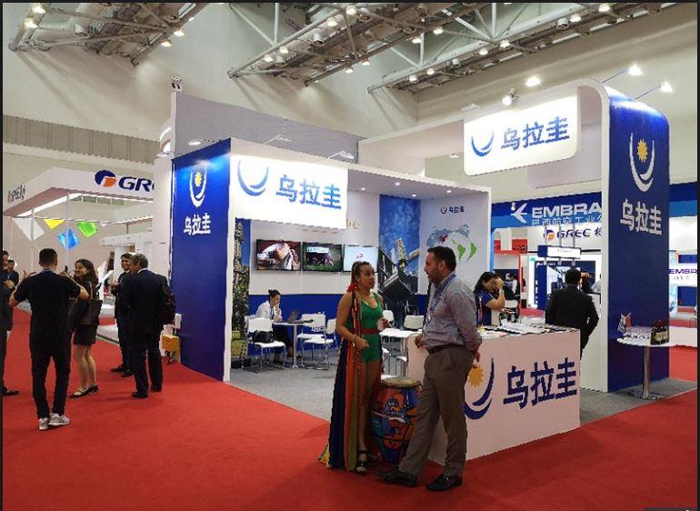 Enfoque de China: Vendedores y compradores hablan idioma universal de negocios en exposición de China