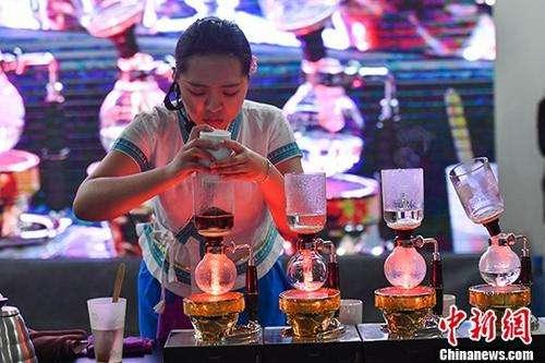 Países centroamericanos apuestan por el café de alta calidad para conquistar nichos de mercado en China