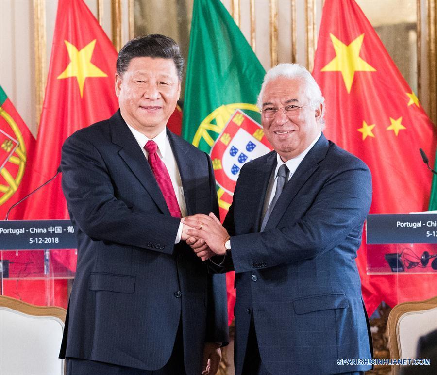 China y Portugal prometen impulsar conjuntamente construcción de Franja y Ruta