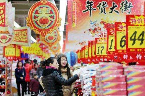 Mercado de consumo de China mantendrá crecimiento estable en 2019