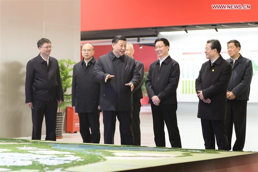 Presidente Xi pide esfuerzos para promover justicia social y garantizar bienestar del pueblo