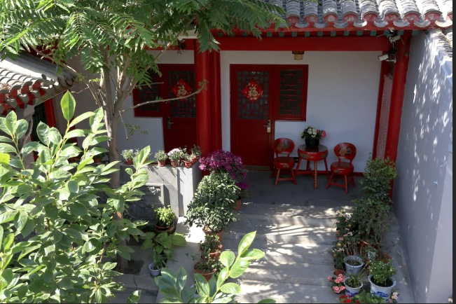 Servicios de alojamiento en hogares están en auge en China