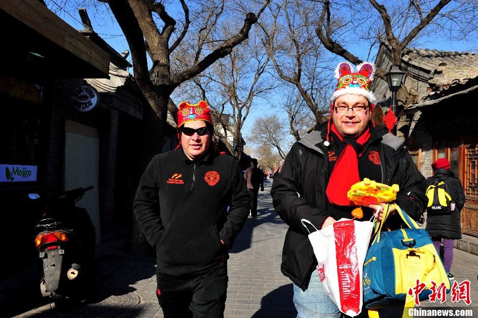 Beijing recibe más visitantes extranjeros en 2018