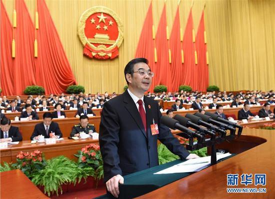 Tribunal Popular Supremo de China tramita 34 mil 794 casos en 2018