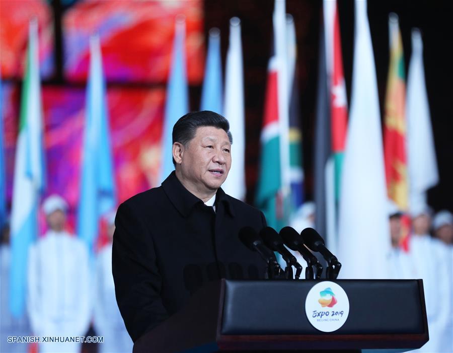 Xi propone iniciativa de cinco puntos sobre desarrollo ecológico