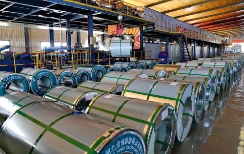 China ajusta aranceles sobre productos de acero para impulsar modernización industrial