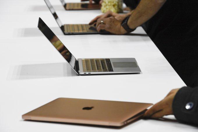 Apple retira baterías de ordenadores portátiles en China por riesgo de incendio