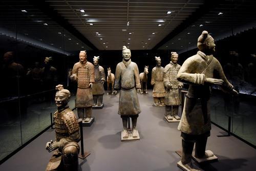 Museos chinos reciben mil 100 millones de visitantes en 2018