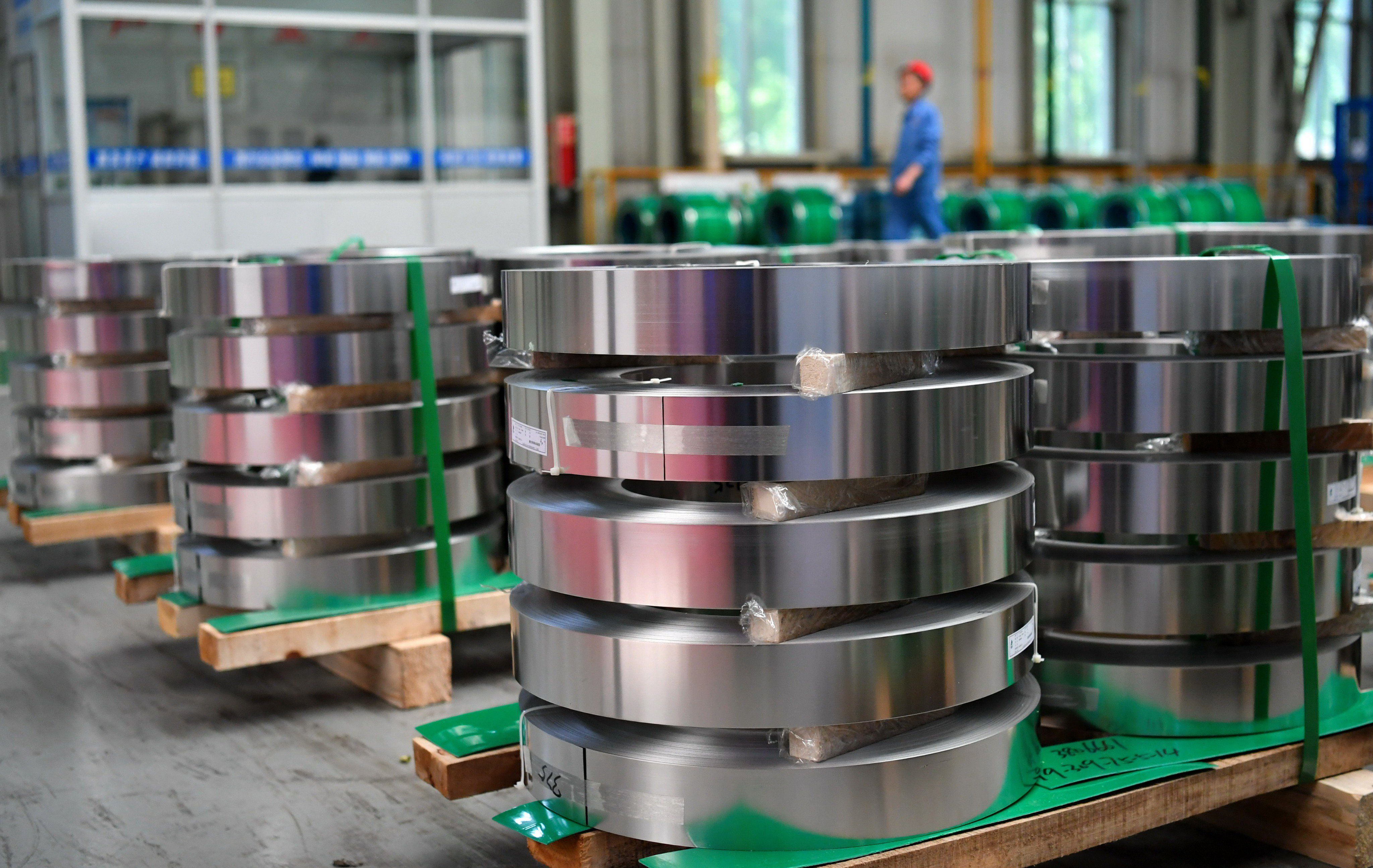 China impondrá impuestos 'antidumping' sobre algunas importaciones de acero inoxidable