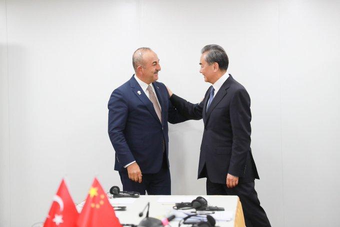 China y Turquía prometen profundizar confianza mutua