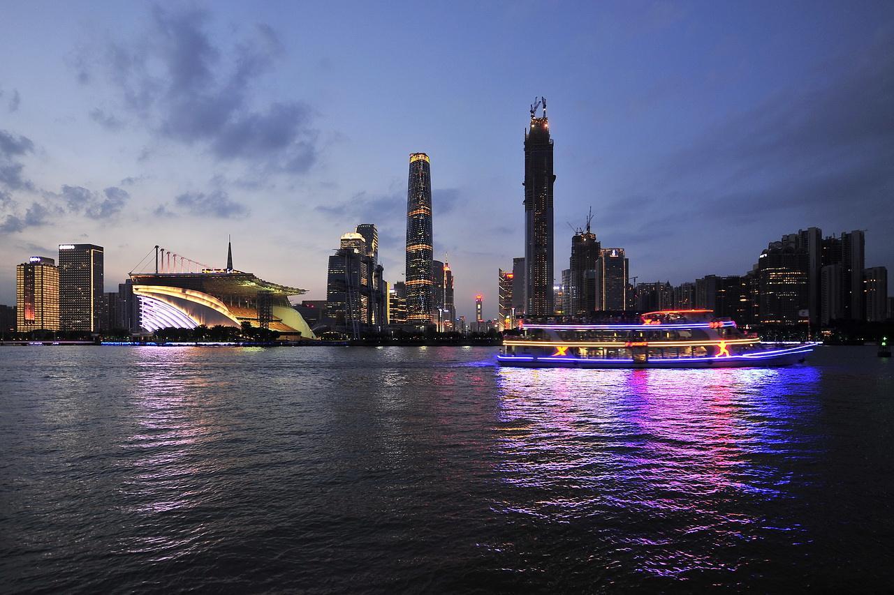 Guangzhou construirá plataformas de innovación junto con Hong Kong y Macao