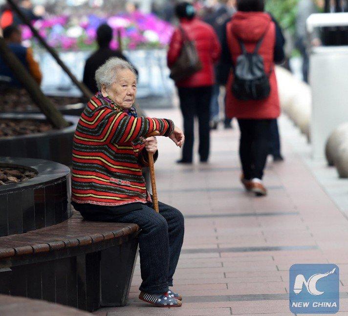Esperanza de vida en China alcanza los 77,3 años