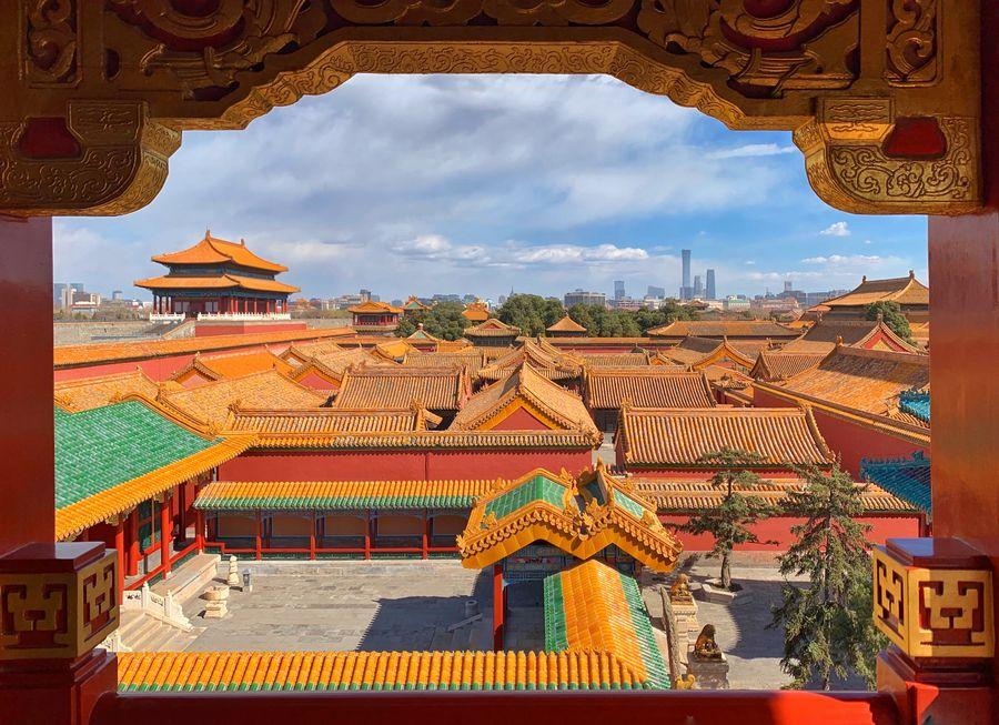 La Ciudad Prohibida se incorpora a construcción del Museo Mundial del Turismo