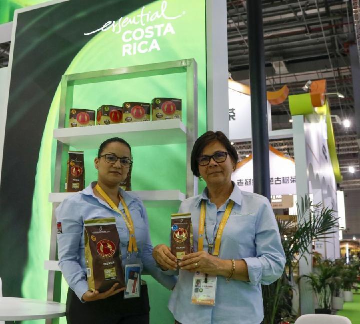 Productores de café latinoamericanos compiten por el pujante mercado chino