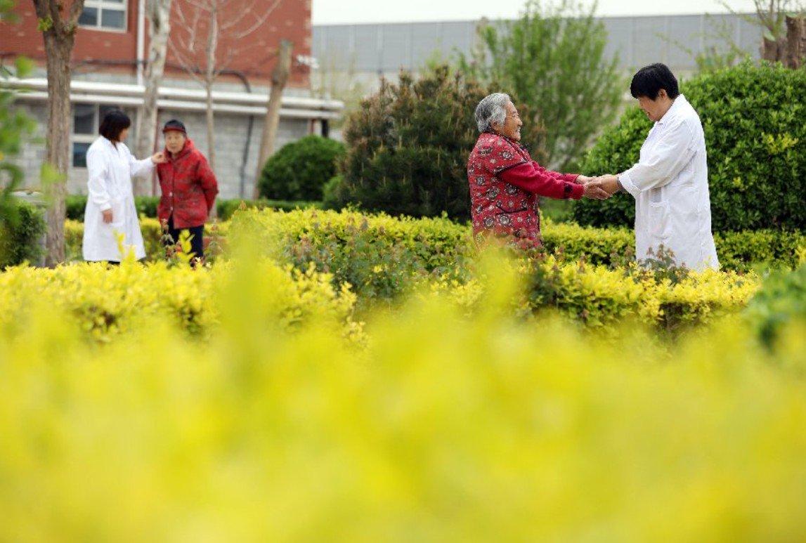 China mejorará condiciones de asilos para ancianos