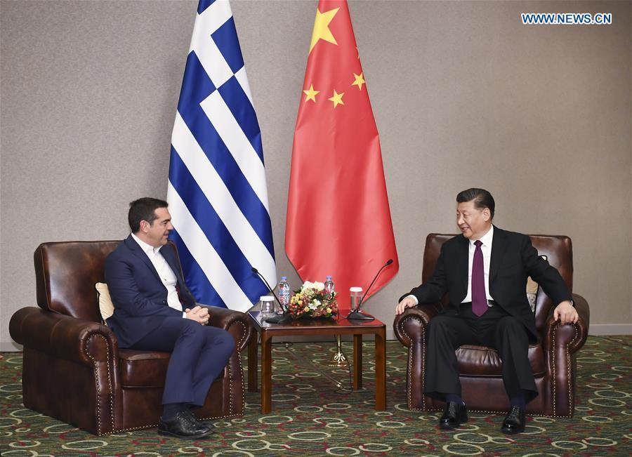 Xi dice que amistad y justica son más valiosas que intereses en intercambios entre países