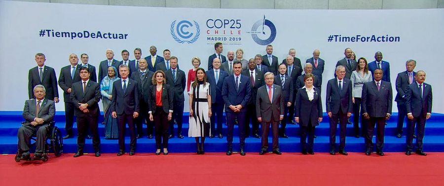 Cambio climático como desafío global común requiere esfuerzos multilaterales