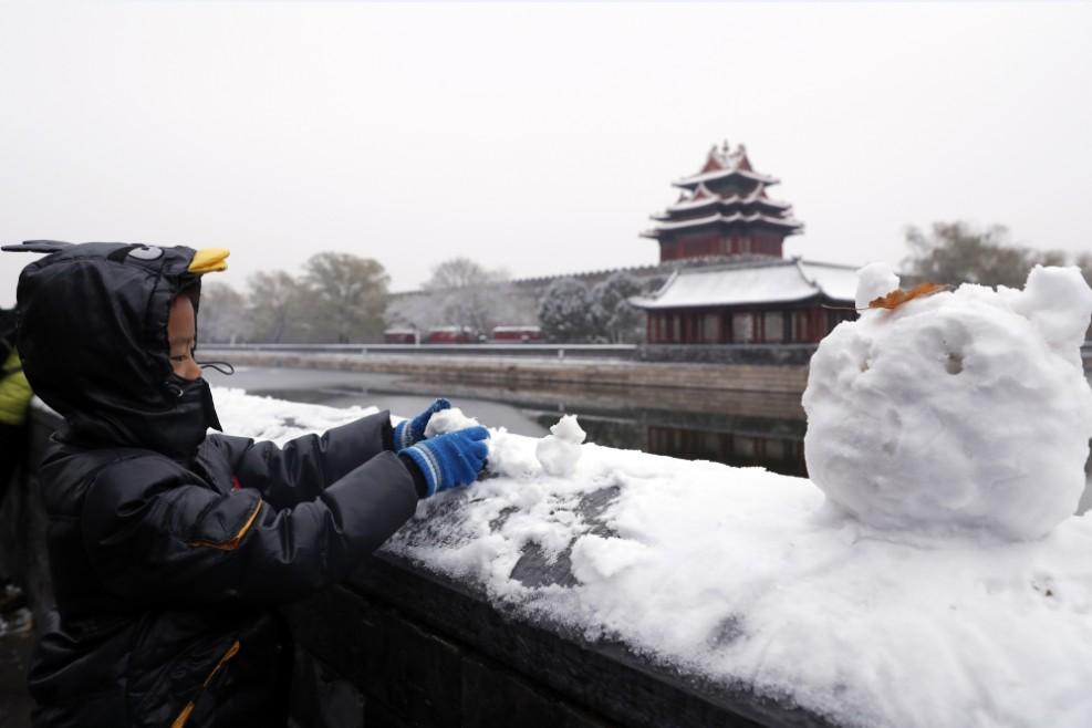 Beijing acogerá espectáculos temáticos sobre hielo y nieve