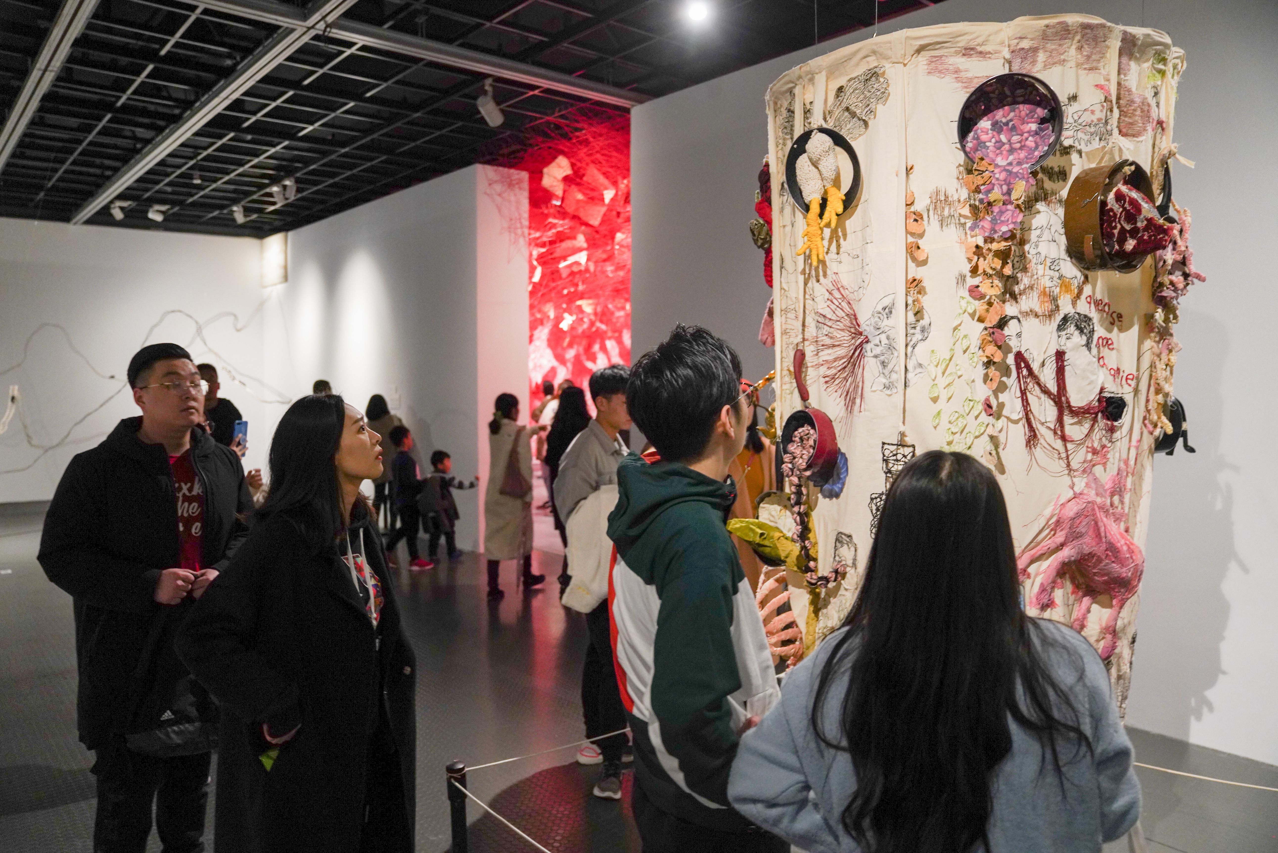 Representados de México y América Latina en la Tercera Trienal de Arte en Fibras de Hangzhou