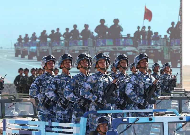 Beijing ofrece trato favorable para familias de personal militar