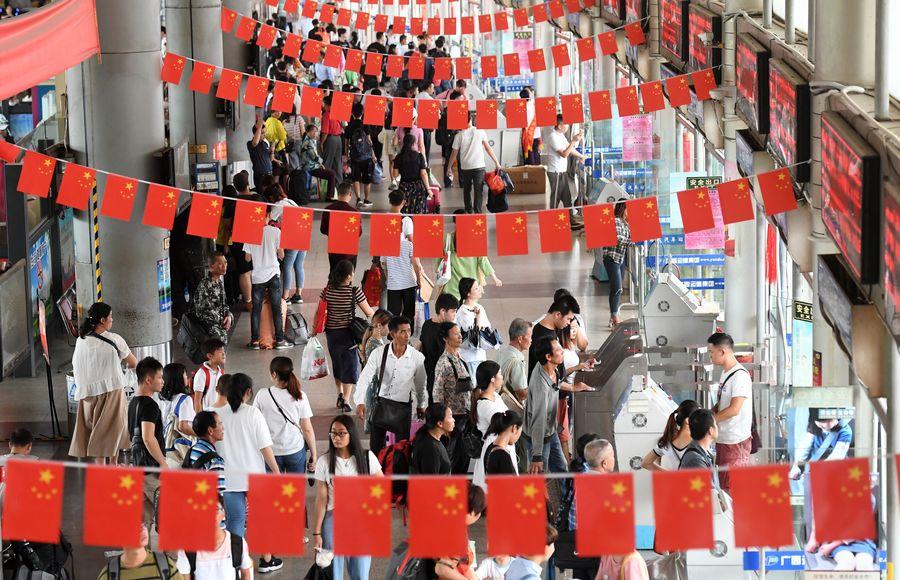 China supera los mil 400 millones de habitantes en 2019