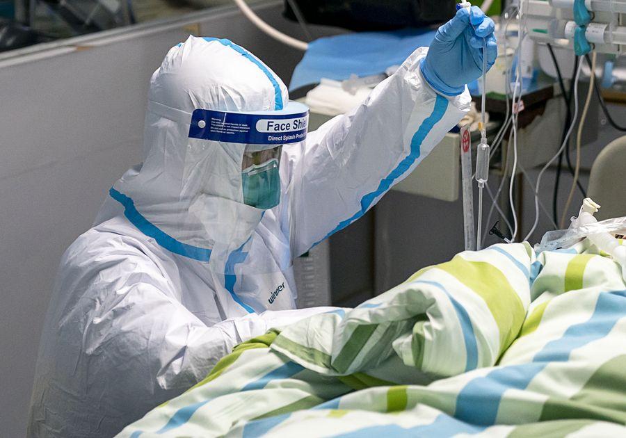 Reportan mil 291 nuevos casos de coronavirus en provincia china de Hubei