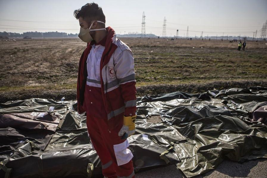 Xi envía condolencias a presidentes de Ucrania e Irán tras accidente aéreo