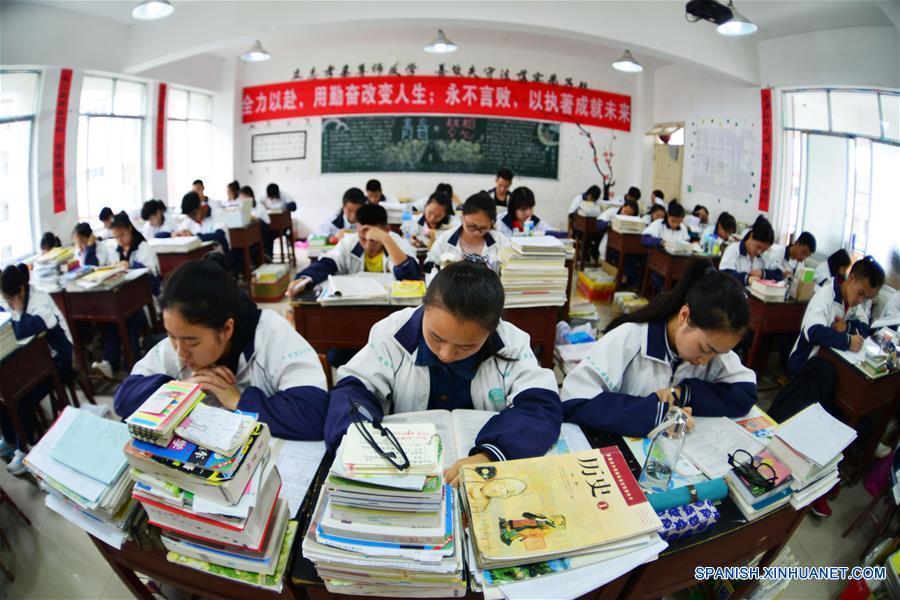 China mantiene políticas preferenciales de admisión universitaria para estudiantes rurales