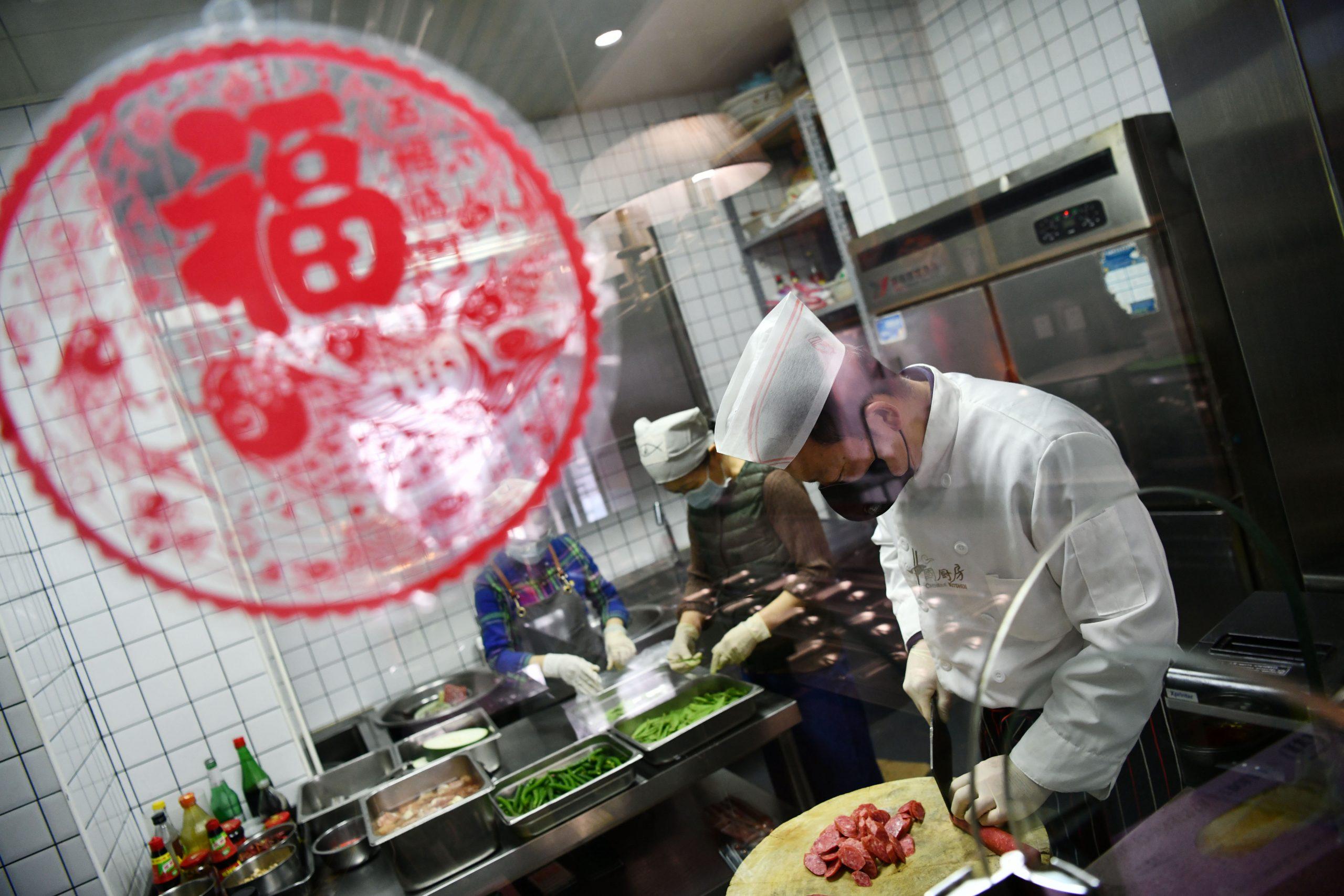 Beijing considera establecer importe por desechos de cocina no domésticos