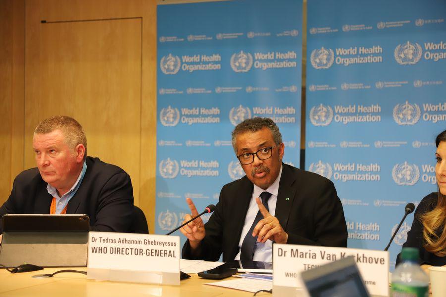 "OMS eleva riesgo de COVID-19 a ""muy alto"" a nivel global"