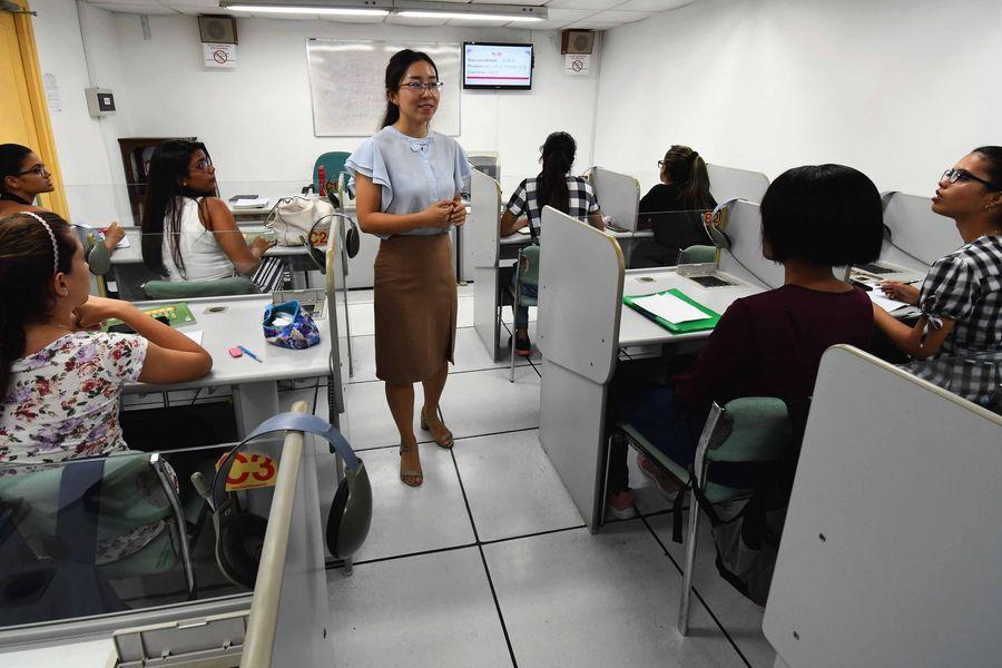 El idioma chino entra a las universidades cubanas