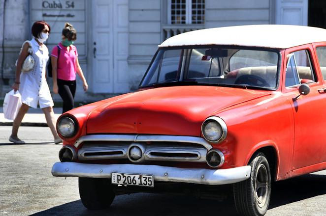 ESPECIAL: Cuba preserva a turistas en medio de pandemia
