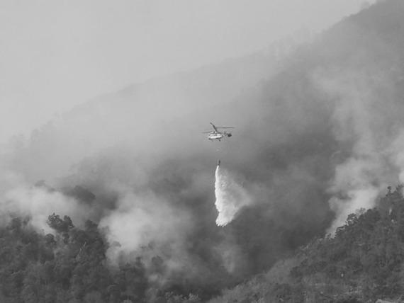 Ciudad china de Xichang celebra homenaje a bomberos fallecidos en incendio forestal