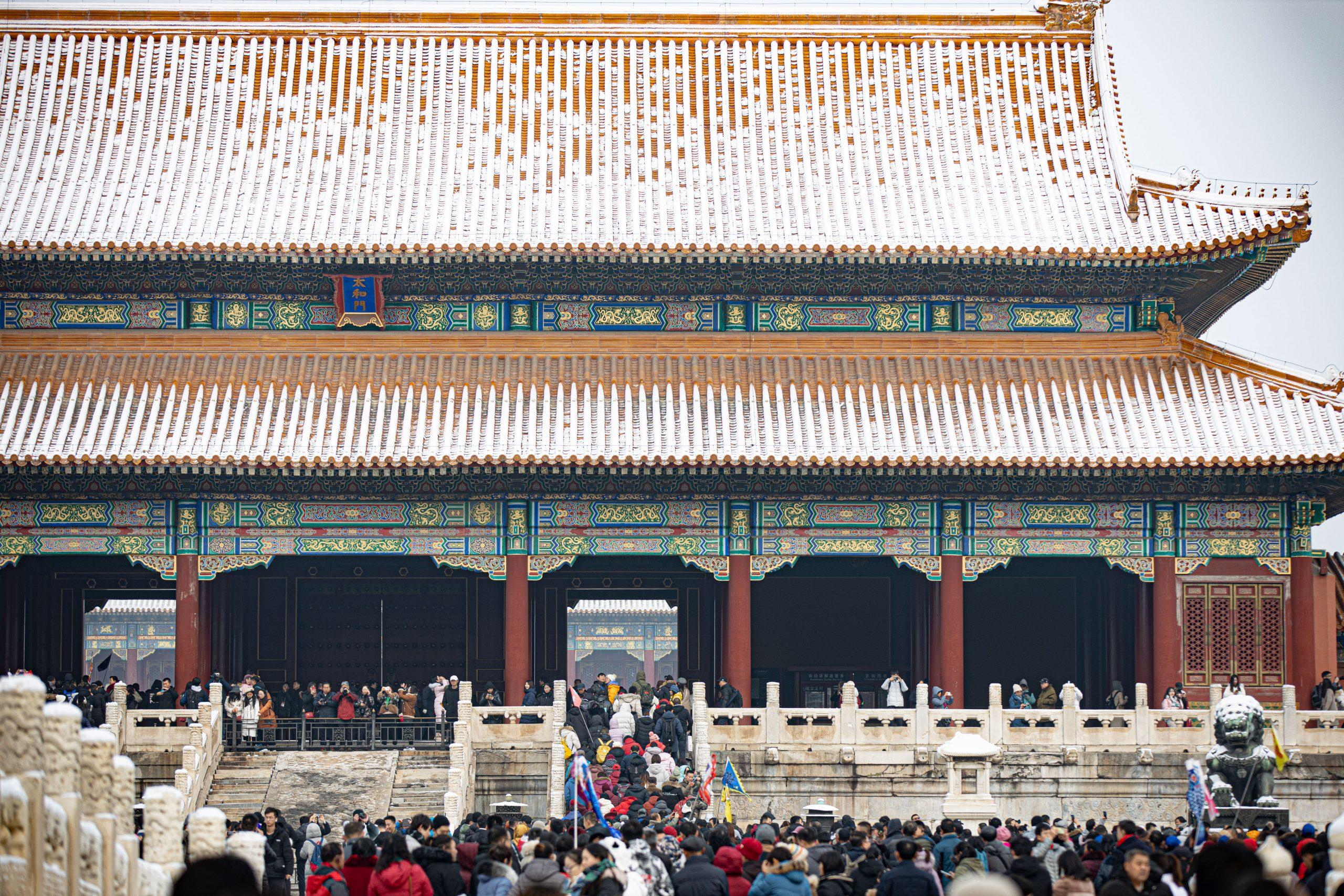 China presenta las 100 atracciones turísticas nacionales donde la gente es más feliz