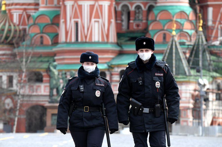 Rusia supera los 10 mil casos de COVID-19