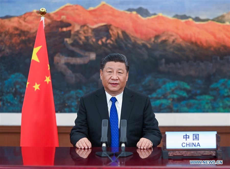 ENFOQUE: China anuncia medidas concretas para impulsar lucha global contra COVID-19 durante discurso de Xi en sesión de AMS