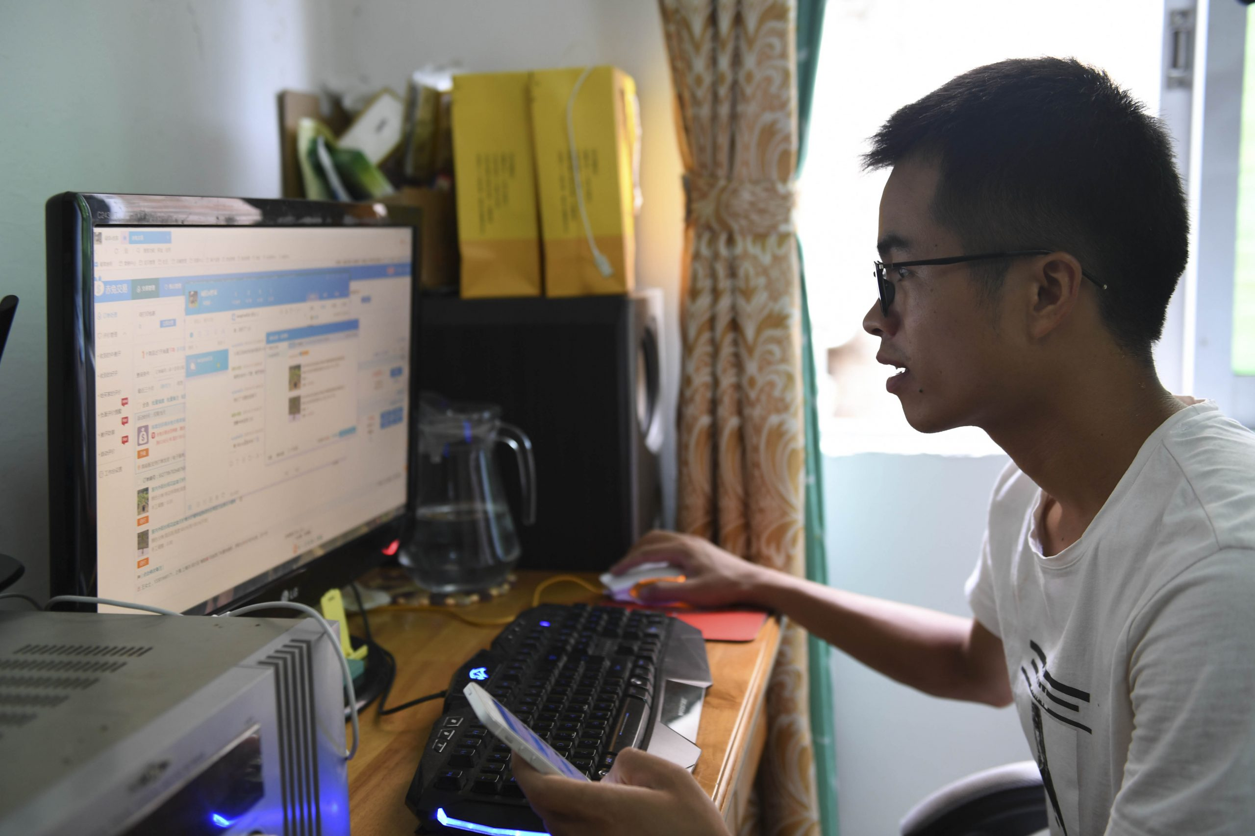 Tribunales chinos continúan con servicios judiciales durante epidemia de COVID-19