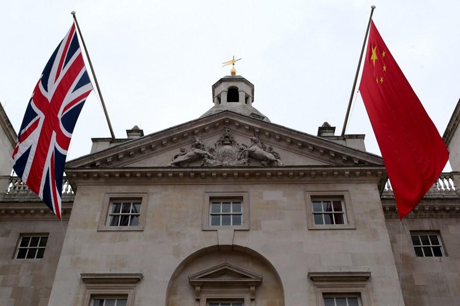 """Jugada británica acerca de Xinjiang es """"altamente ponzoñosa"""" para las relaciones China-Gran Bretaña, según embajador"""