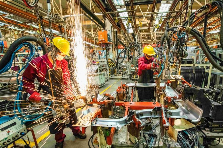Índice de gerentes de compras del sector manufacturero de China sube a 51.1 en julio