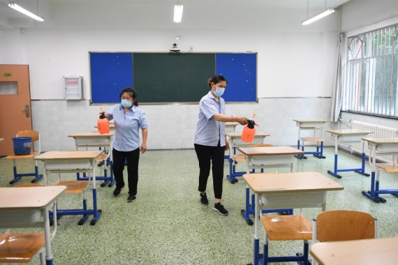 Parte continental de China reporta 8 nuevos casos confirmados de COVID-19