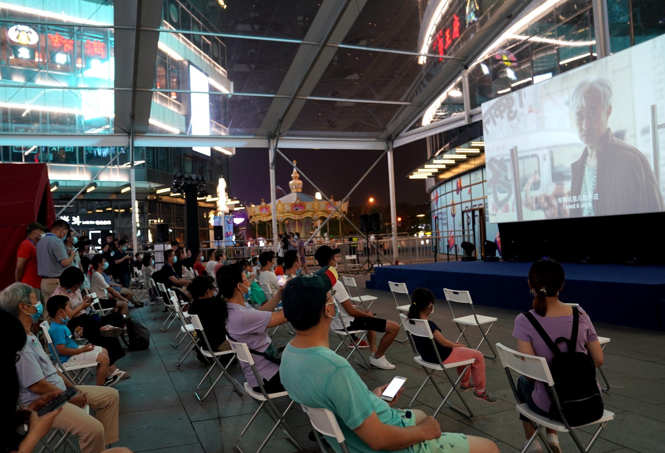 Festival de Cine de Shanghai inaugura mercado en línea